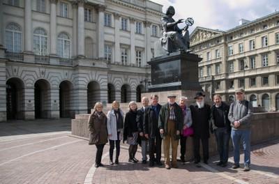 1 - Warsaw meeting - RADA