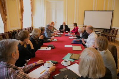 2 - Warsaw meeting - RADA