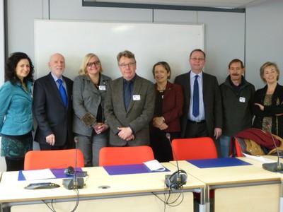 EFNIL Executive Committee meeting, Brussels